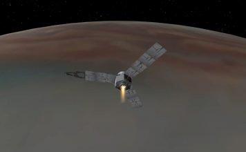 NASA's Juno spacecraft successfully reaches Jupiter's Orbit