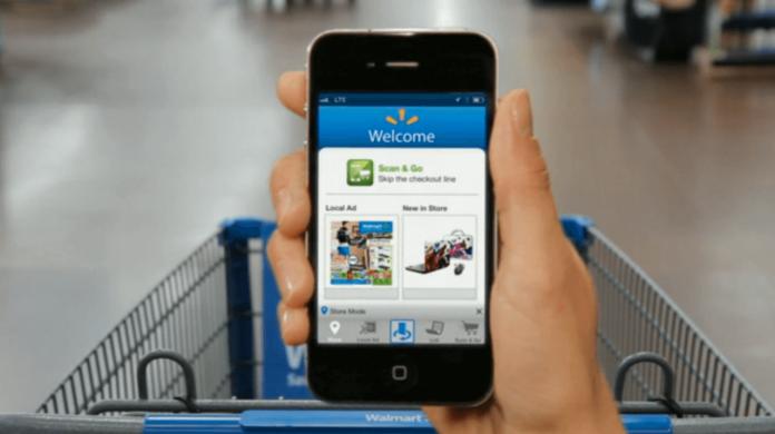 Walmart's New App