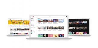 YouTube's New Look