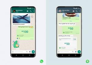 Watsapp digital payment